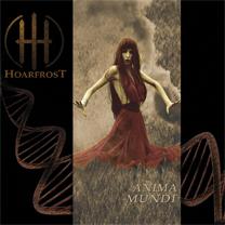 Hoarfrost - Anima Mundi - dark ambient industrial release